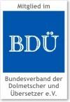 BDUE_Mitgliederlogo
